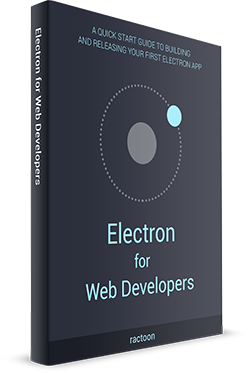 Electron for Web Developers Guide Cover